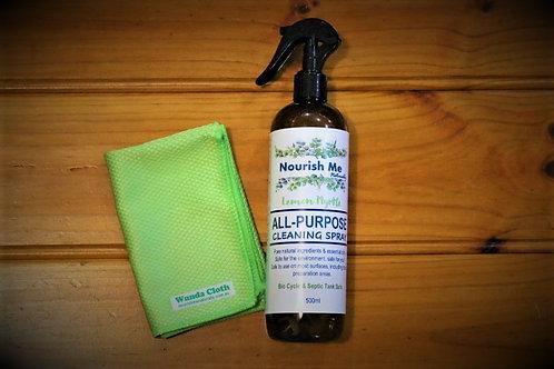 Nourish Me Naturally All-Purpose Spray