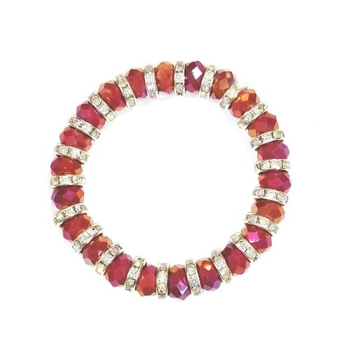 Pascia Bracelet red