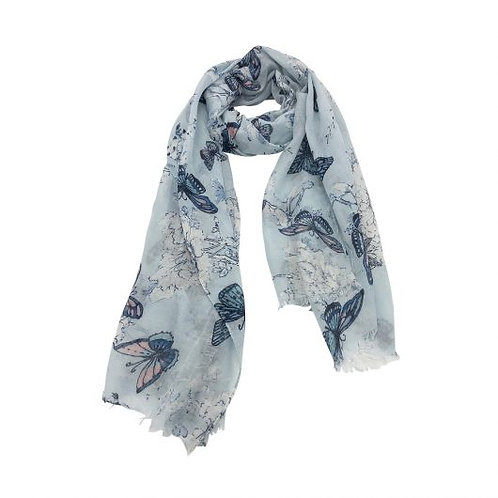 Blue Belle Scarf