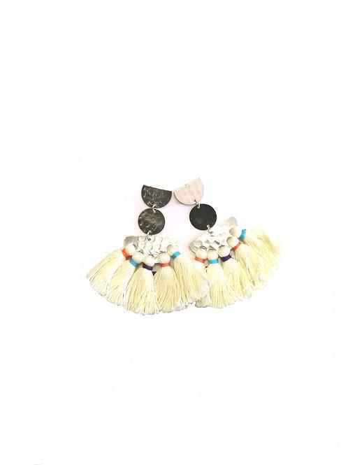 Calista Tassel Earrings