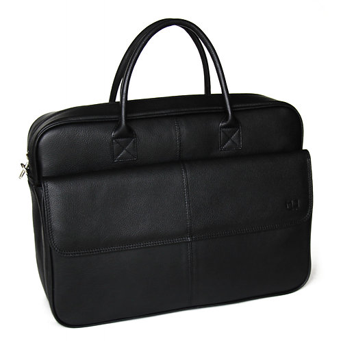 Leather Genuine Bag -Laptop Briefcase