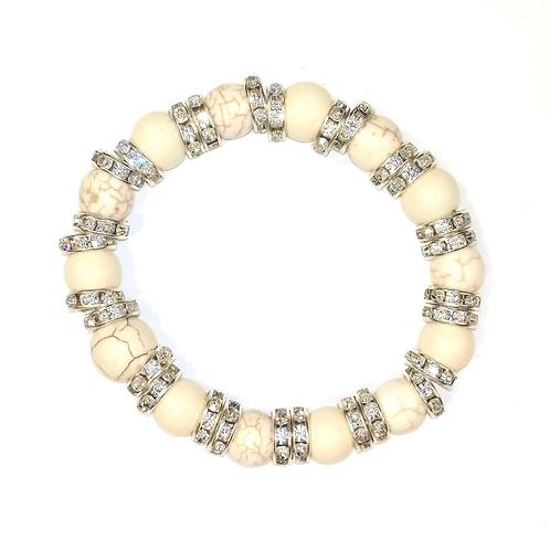 Petria Bracelet Cream