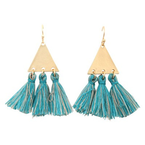 Imi Earrings Turquoise