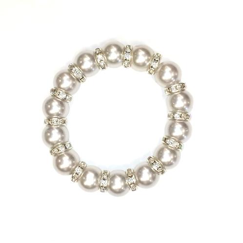 Leona Bracelet white
