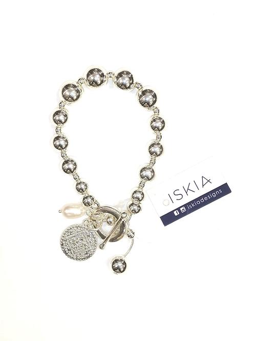 Hayley Bracelet Silver