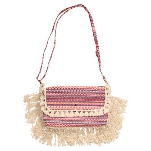 Tashy Bo-ho Bag Pink