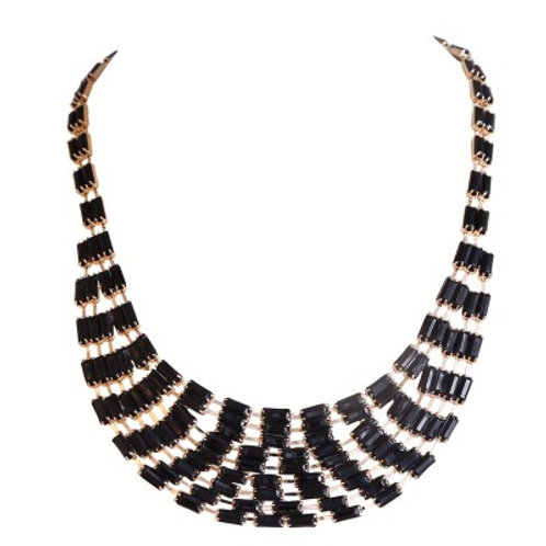 Patricia Necklace Black