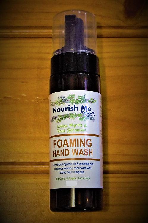 Nourish Me Naturally Foaming Hand Wash