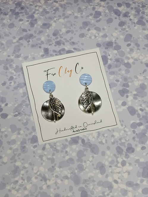 Fire Clay Co Tomika Drop Earrings