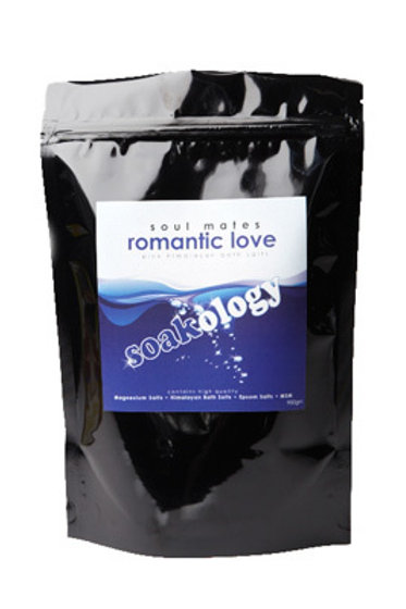 Soakology Bath Soak - Romantic Love Soulmates