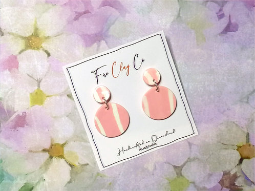 Fire Clay Co Candy Drop Earrings
