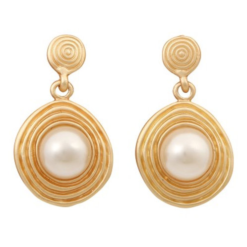 Leila Earrings Gold