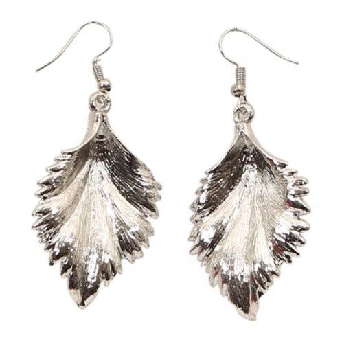 Val Earrings Silver