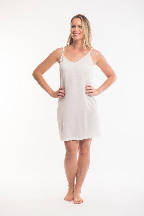 100% Cotton dress slips