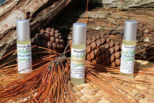 Trio of Pure Essential Oil Blends