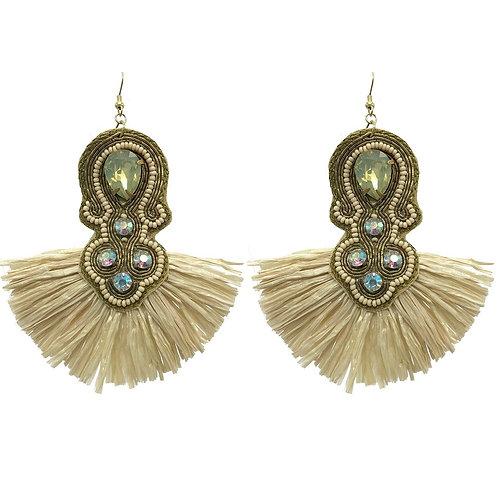 Egyptian Princess Bo-Ho Earrings