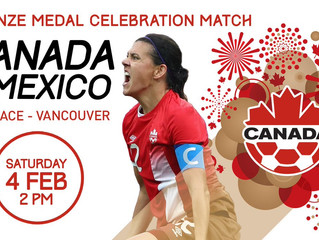Canada vs. Mexico - Celebration Match