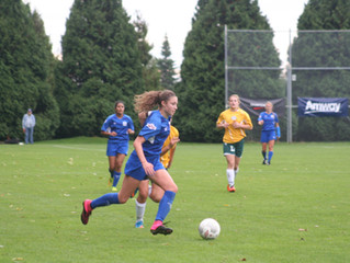 Danielle Steer – The Road to the UBC Thunderbirds CIS Women's Soccer Program