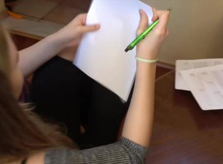 Tek pomaga pri učenju