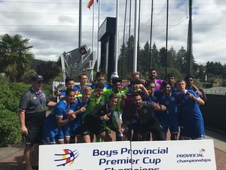 Congratulations to our U18 Boys BCSPL!
