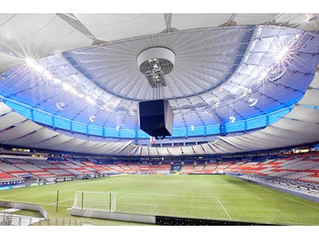 Play Like A Pro At BC Place!!