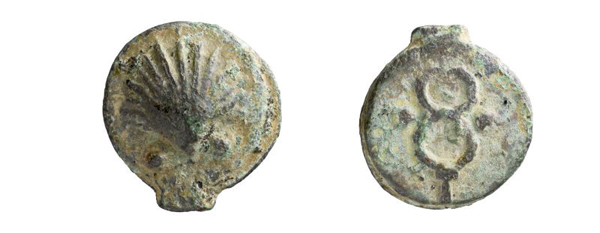 römischer Sextans, 275–270 v. Chr. (Inv.-Nr. 1979/0142)