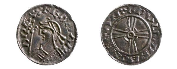 englischer Penny, 1042–1066 (Inv.-Nr. 2009/0711)