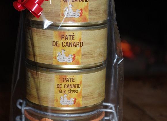 Promo Foie gras , Rillettes, Pâtés