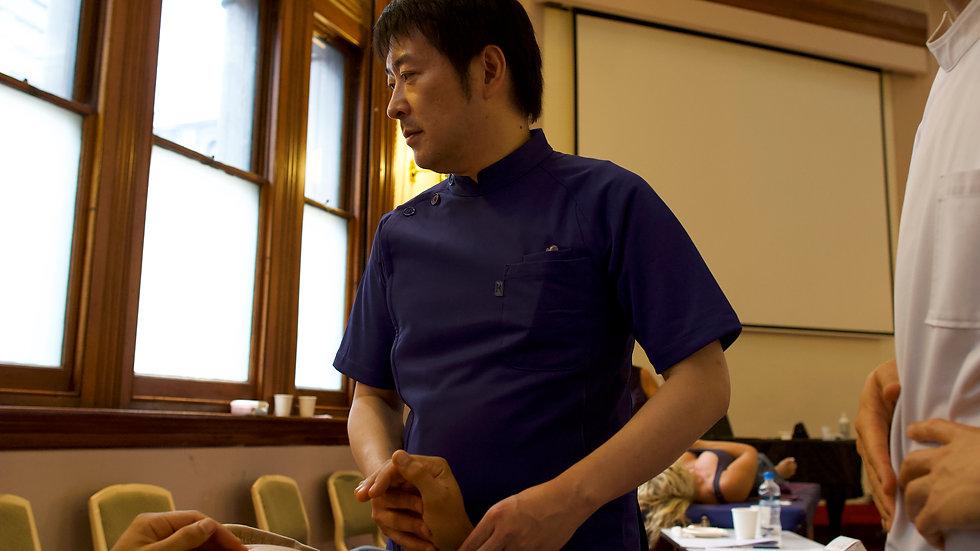 Seminar Shimamura Sensei 30.10-1.11.20