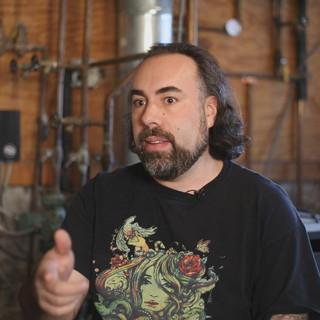 Dave Buchwald- filmmaker, former hacker