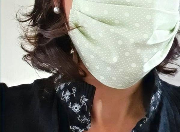 Máscaras de tecido