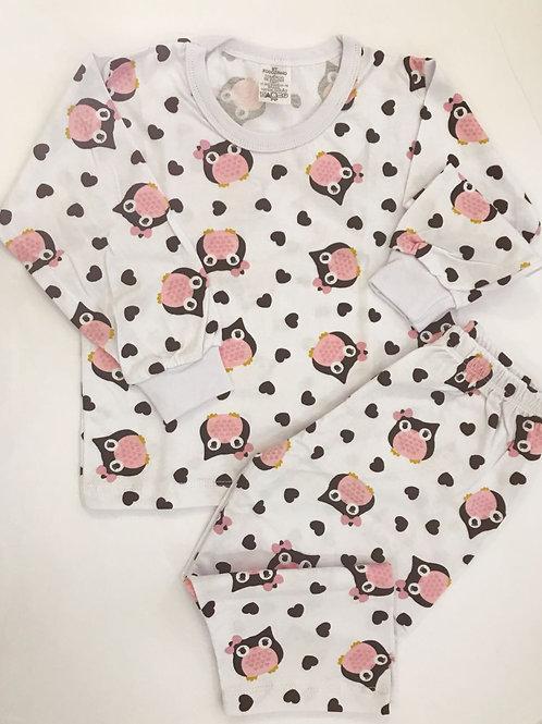 Pijama Corujas
