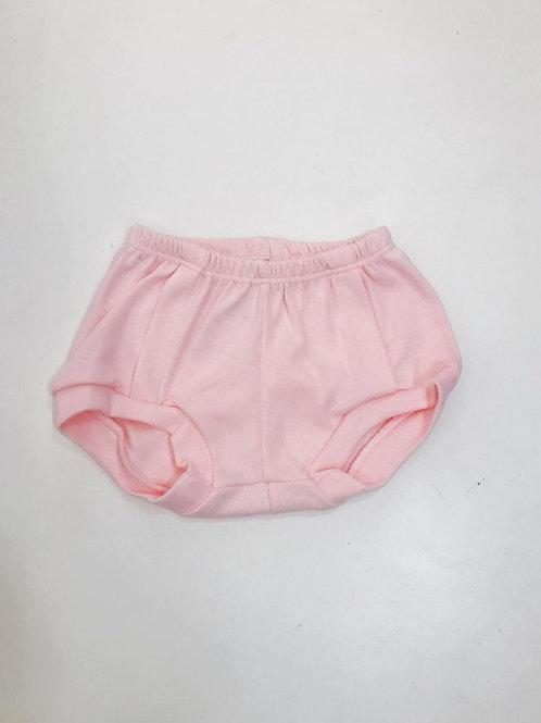 Tapa fralda básico rosa bebê