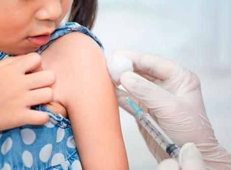 Vacinas em crianças