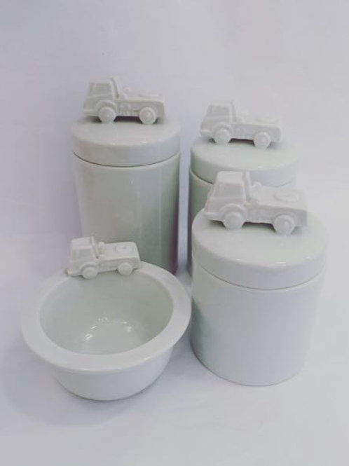 Kit higiene carro