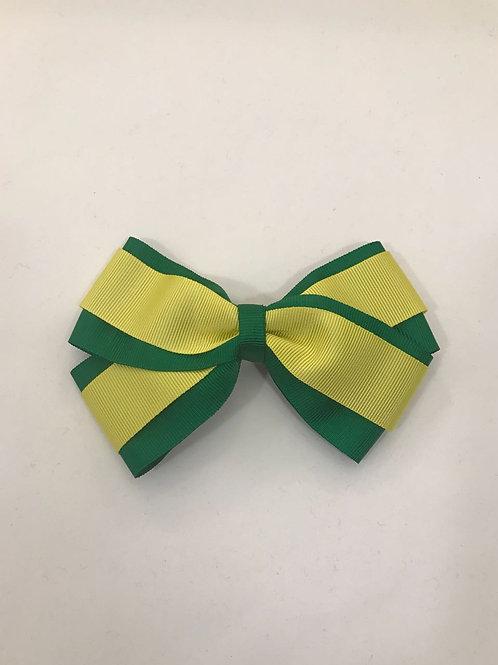 Presilha verde e amarelo