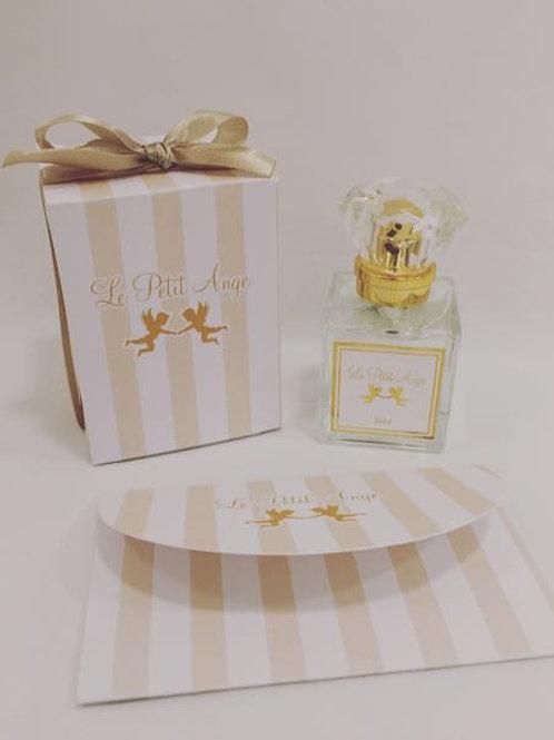 Perfume ambiente Bebê P com cartão de agradecimento 50 ml