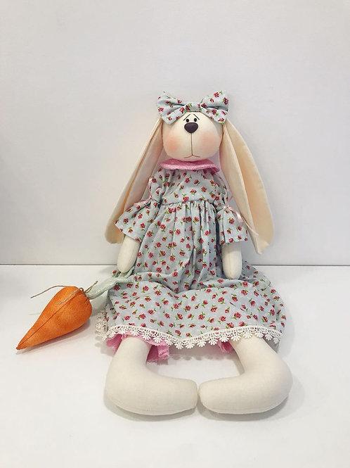 Coelha Tilda floral 3