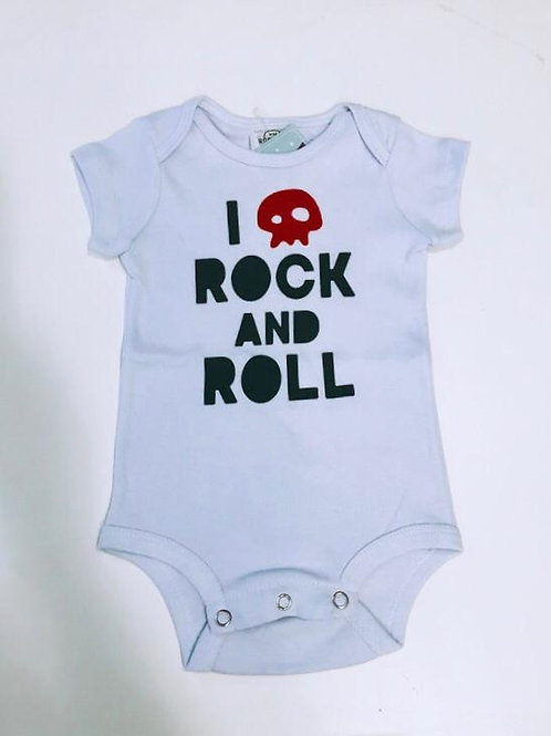 Body I love Rock and Roll