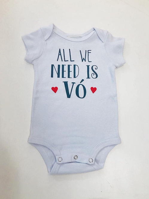 Body all we need is vó