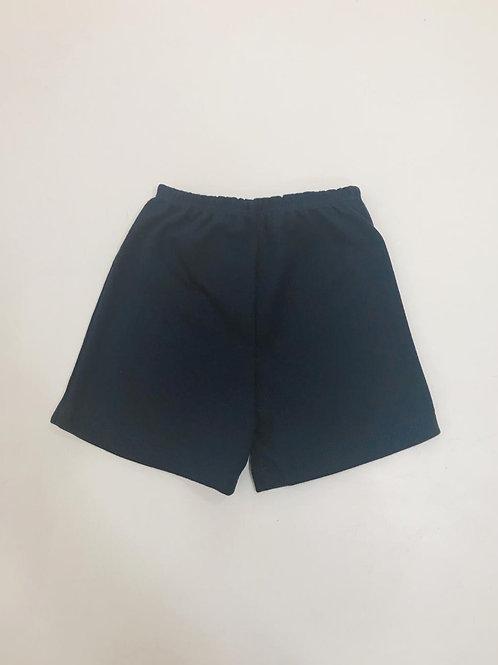 Shorts básico marinho