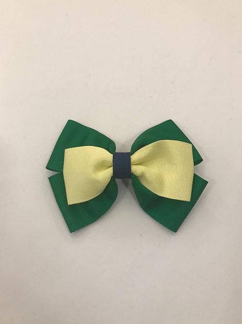 Presilha verde, amarelo e azul