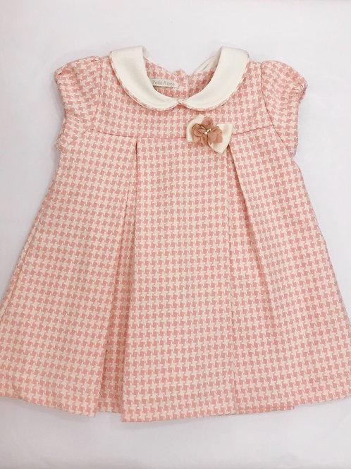 Vestido Liz rosa