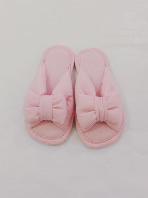 Chinelo confort rosa infantil