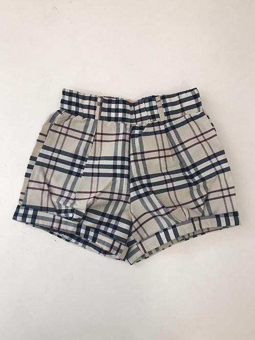 Shorts Burberry botões