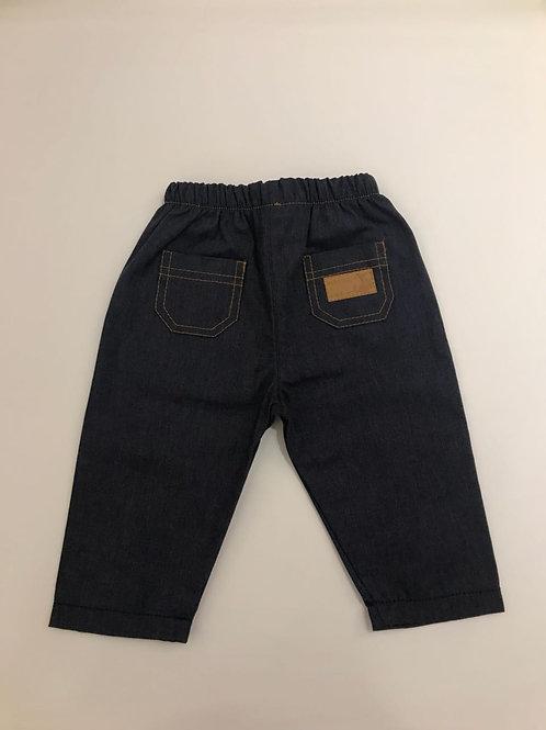 Calça jeans bolsos