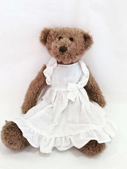 Ursa G vestido linho