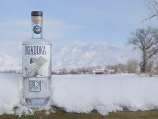 Gulch Distillers Triple Divide Vodka