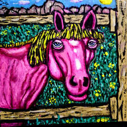 PINK HORSE