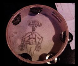 tambourine demon
